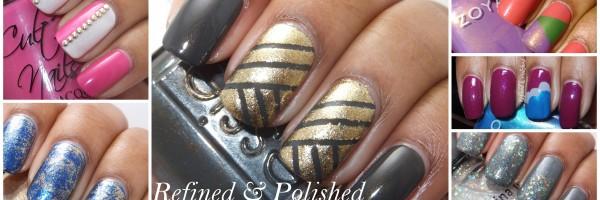 2012 Nail Art Favs