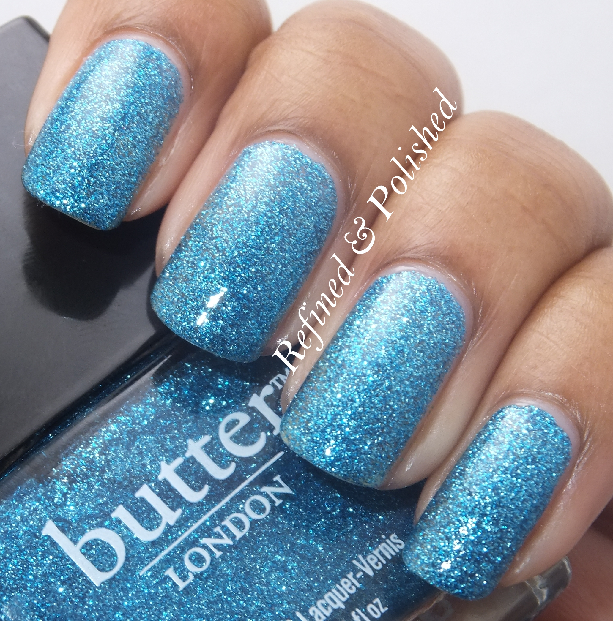 Butter LONDON Scallywag - Refined and Polished