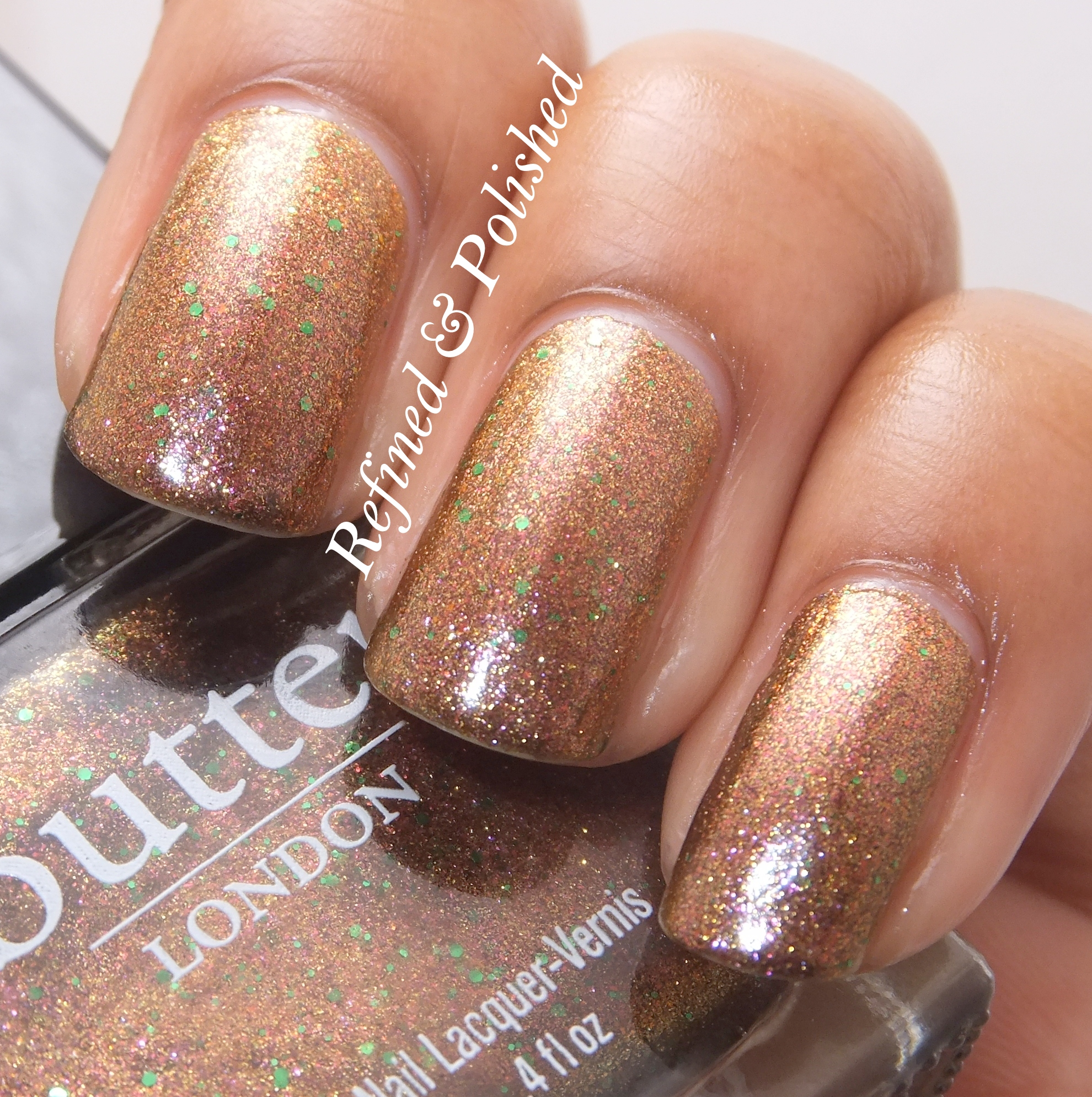 Reader's Choice Monday ~ Butter LONDON Scuppered - Refined and Polished