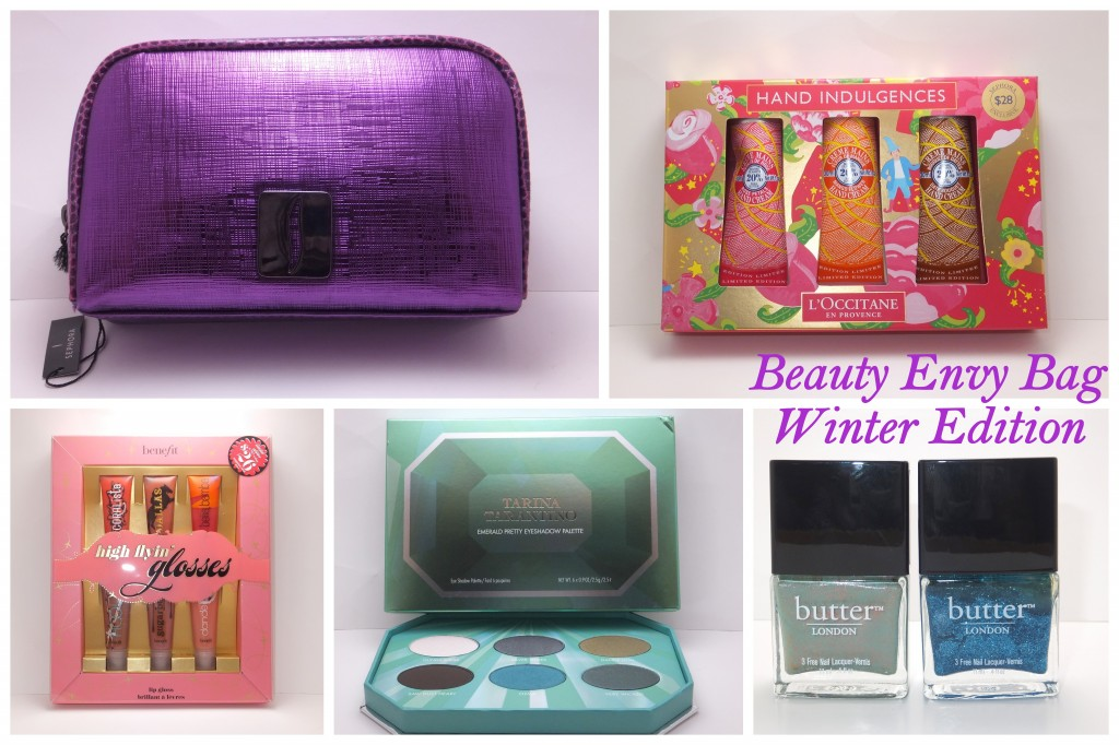 Winter Beauty Envy Bag