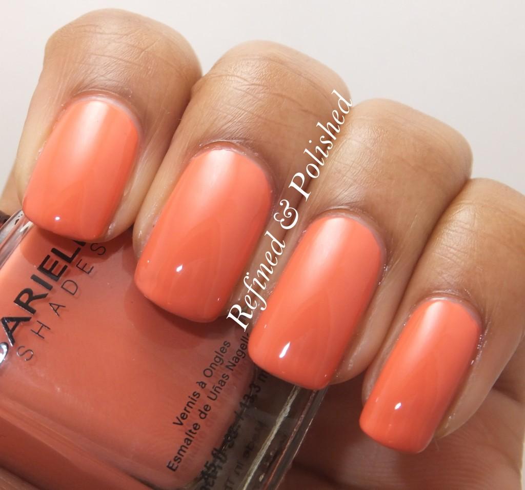 Orange Parfait