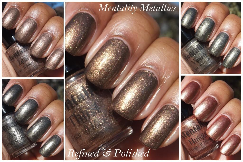 Mentality Metallics
