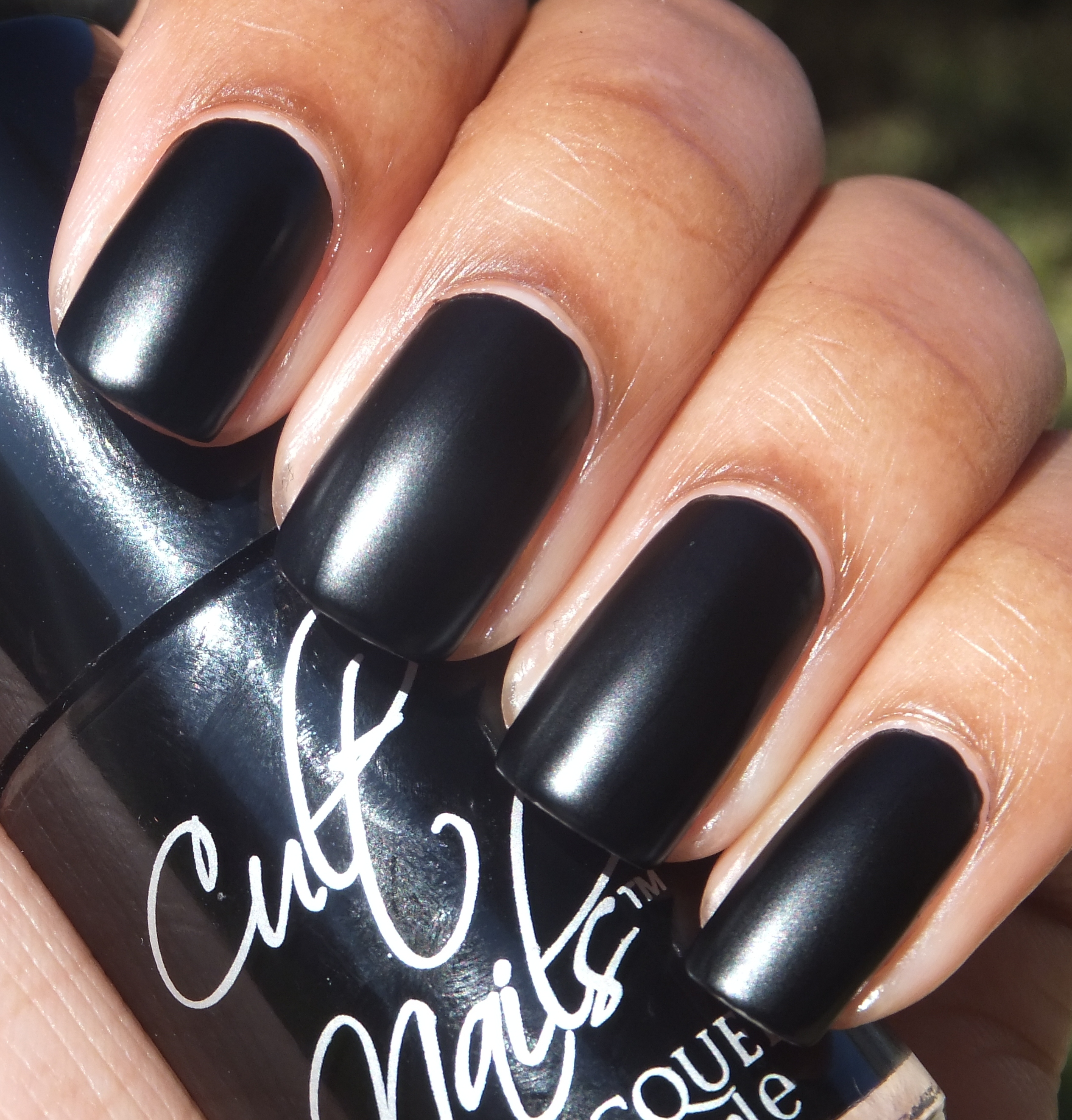 Reader\'s Choice Monday ~ Cult Nails Blaze - Refined and Polished
