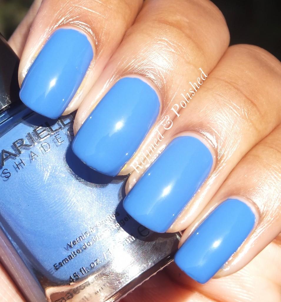 Blue Capri