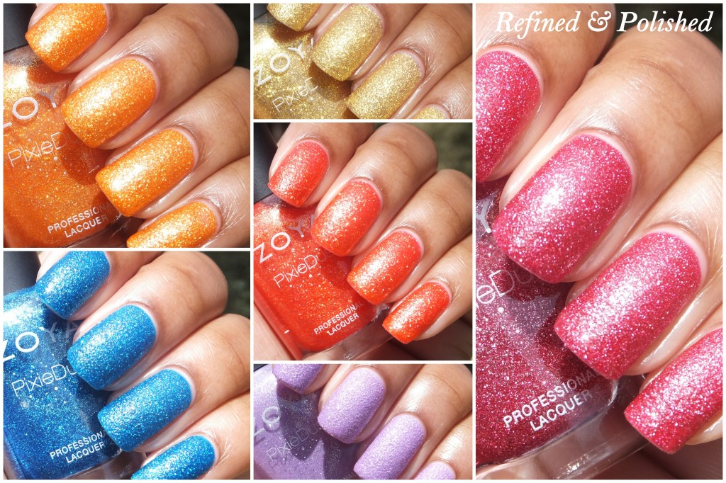 Zoya Summer PixieDusts