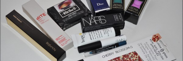 Spring Beauty Envy Bag