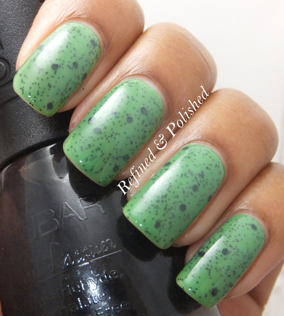 Green Speckled2