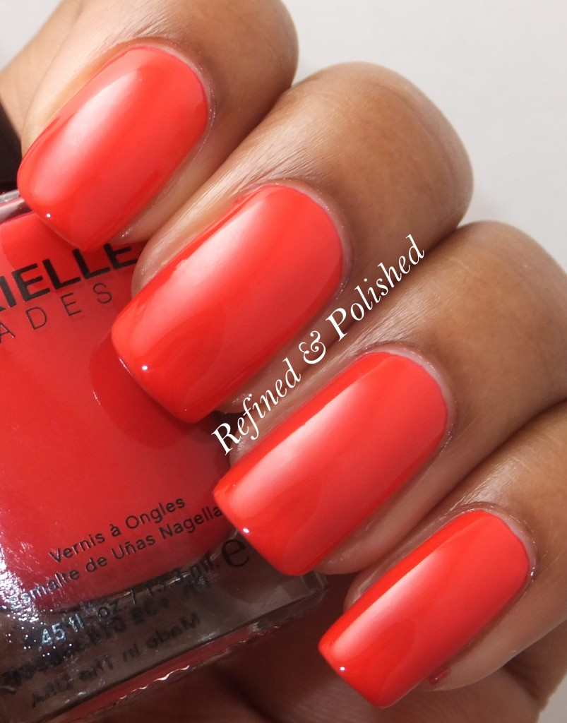 Barielle Straight A Coral