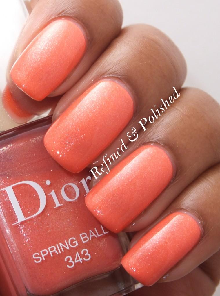 Dior Spring Ball