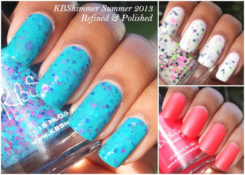 KBShimmer Summer 2013