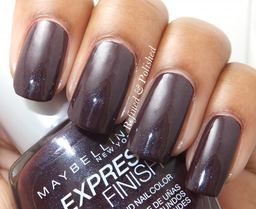 Maybelline Purple Trend