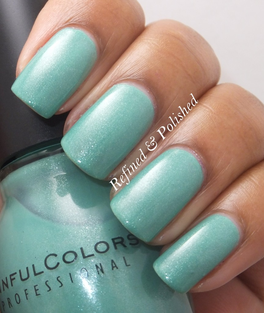Sinful Colors Mint Apple