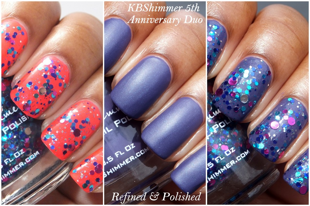 KBShimmer 5th Anniversary Duo
