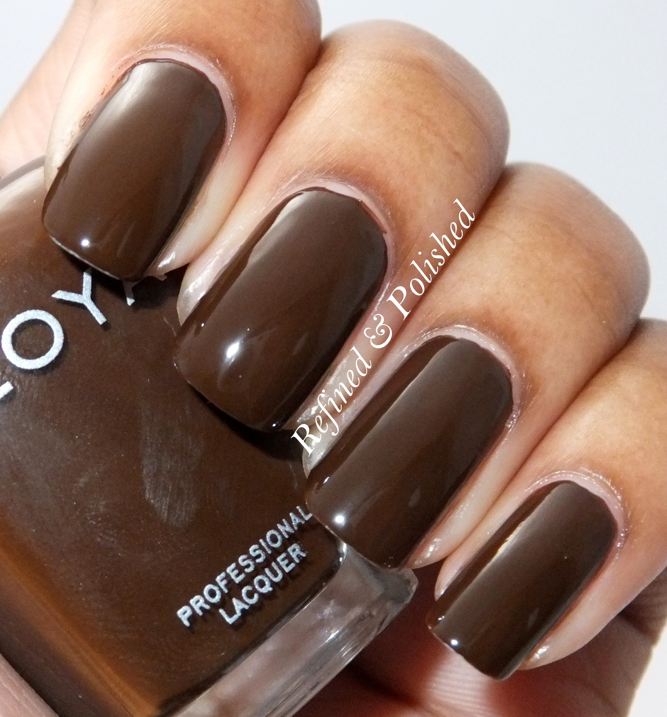 Chocolate Brown Nails | Best Nail Designs 2018