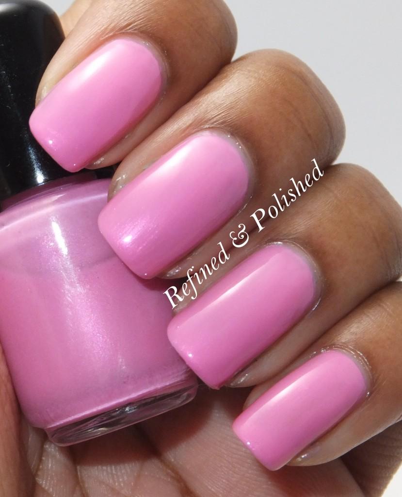 Pretty & Polished Lilly