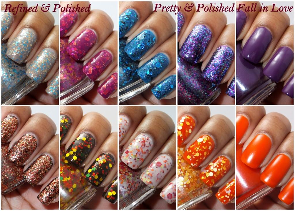 Pretty & Polished Fall In Love