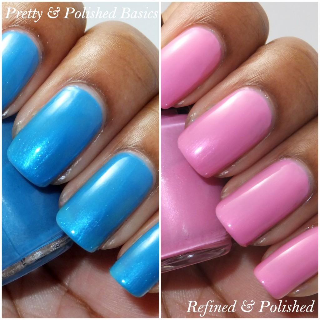 Pretty & Polished Luna & Lilly