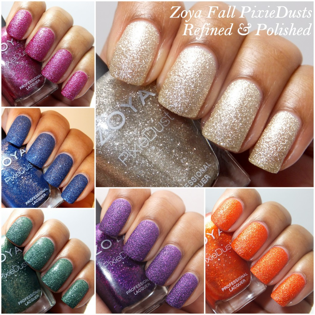 Zoya Fall PixieDusts