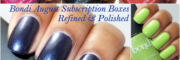 Bondi August Subscription Box