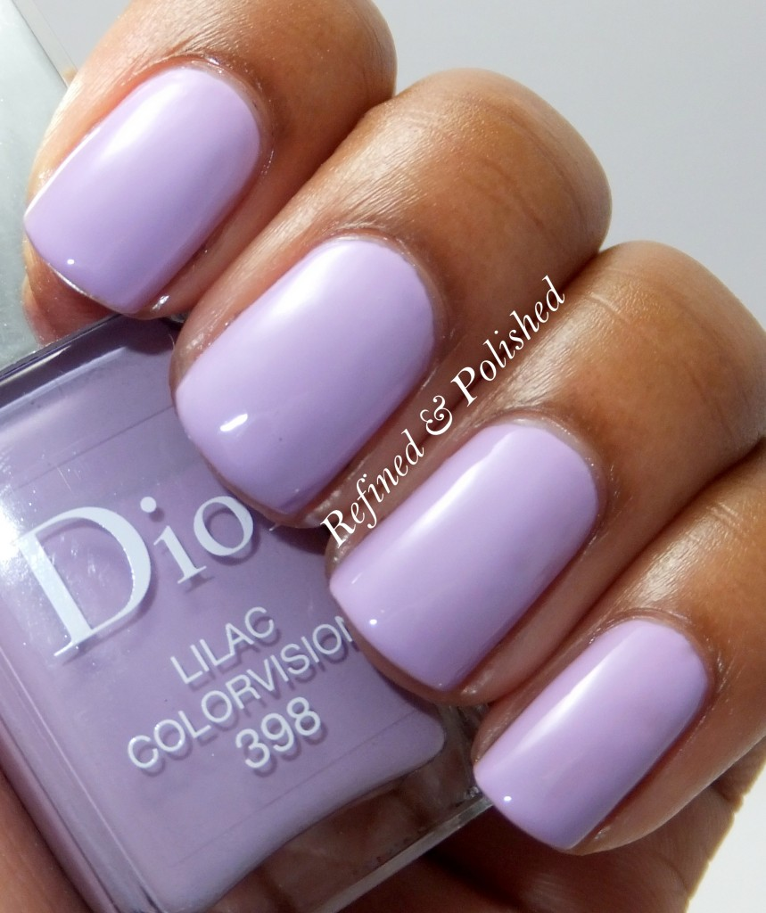 Dior Lilac Colorvision