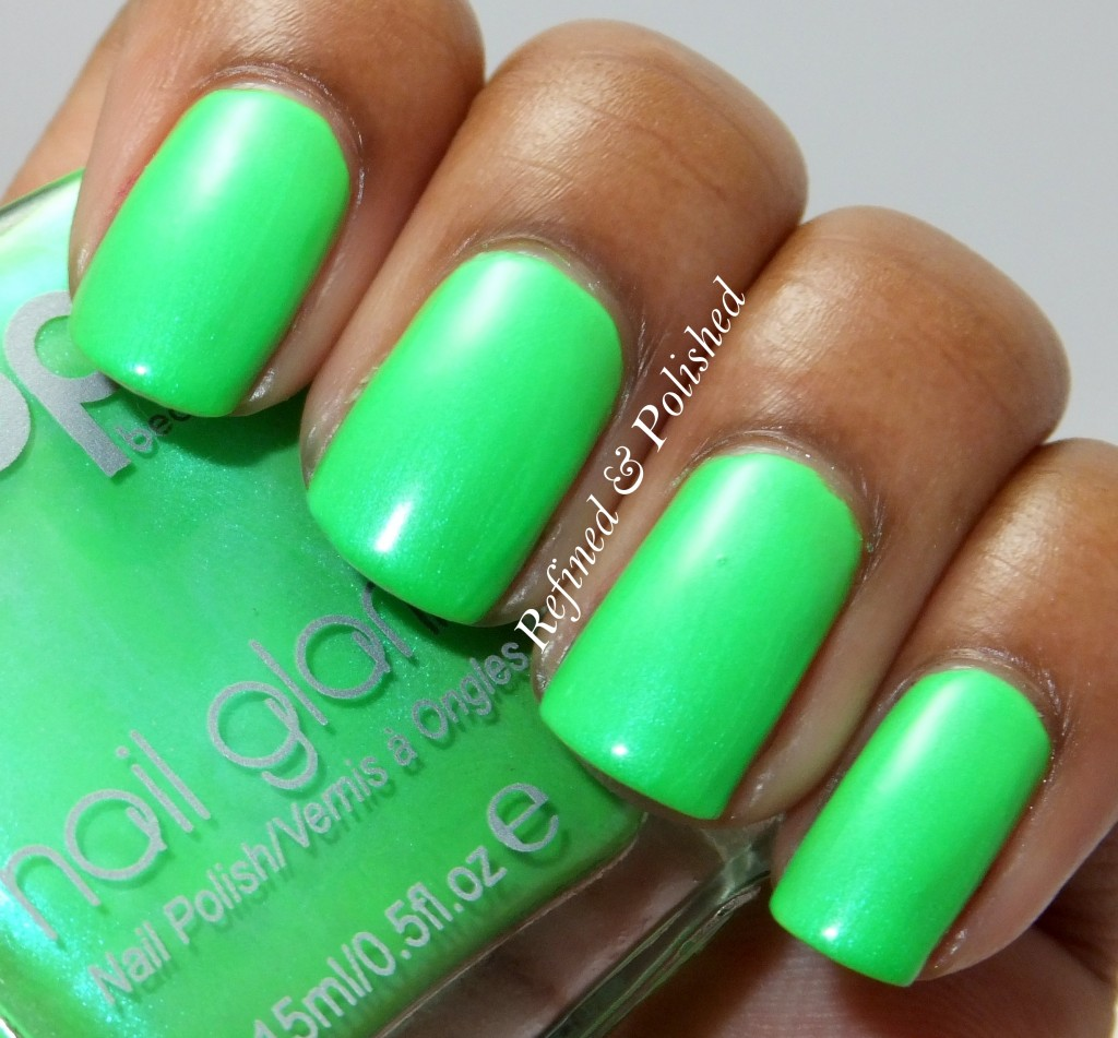 POP Beauty Radioactive