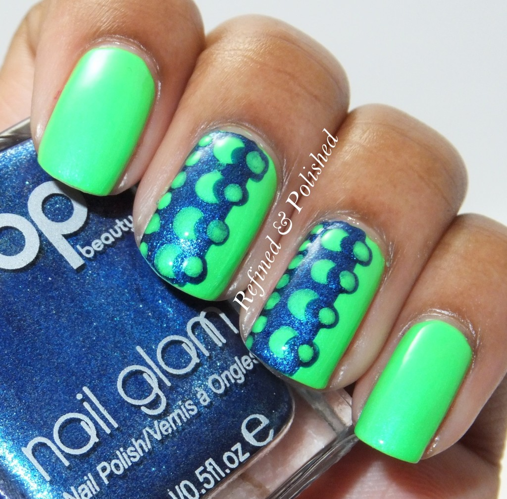 POP Beauty Interlocking Dots