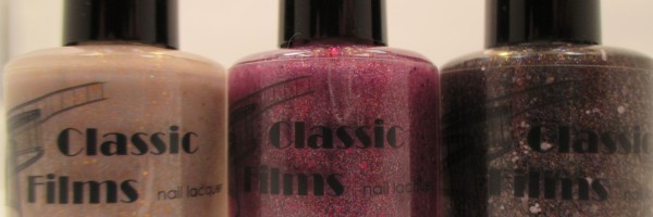 Classic Films Lacquer Press Release Photo