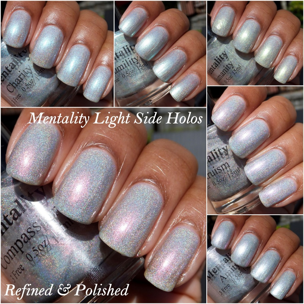 Mentality Light Side Holos