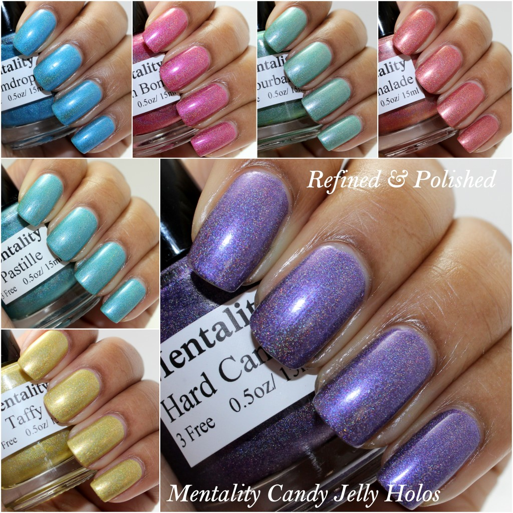 Mentality Candy Jelly Holos