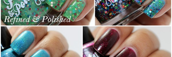 Pretty & Polished Winter Collection