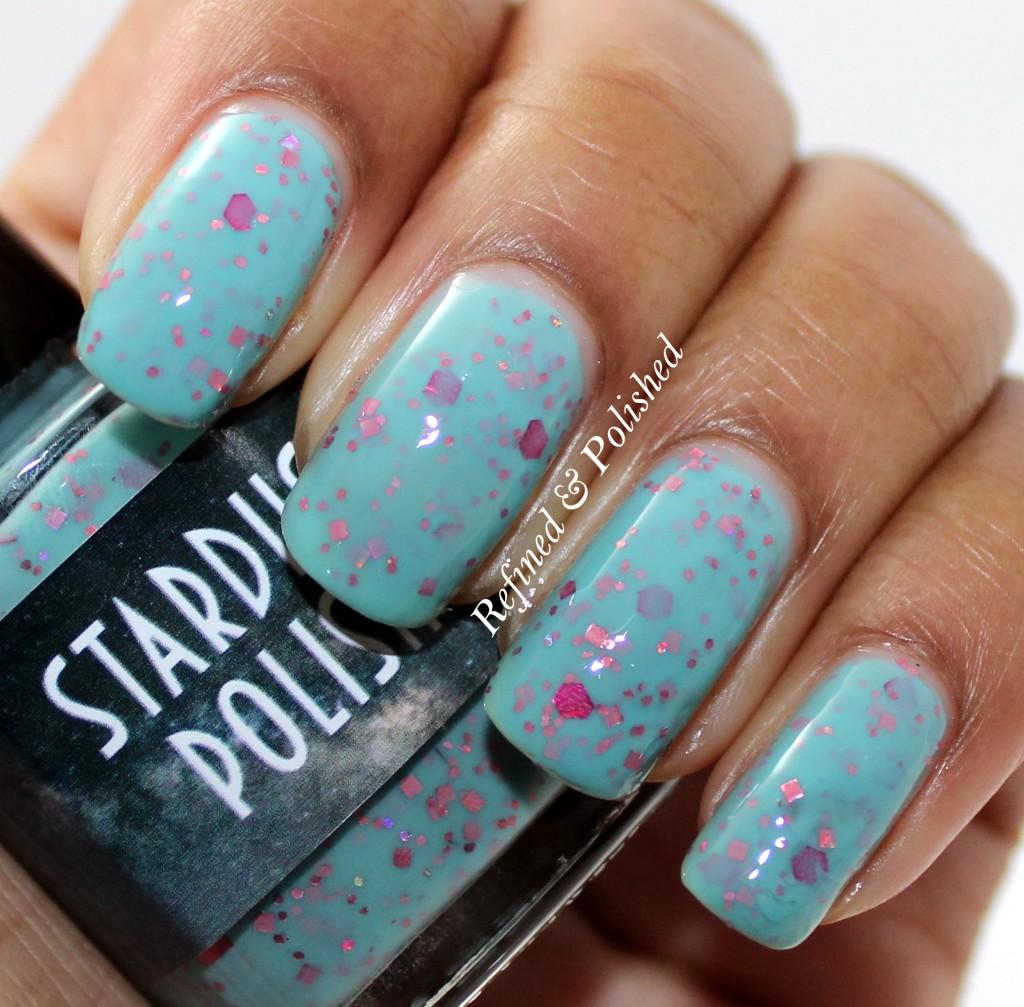 Stardust Polish Berry Dreamy Green