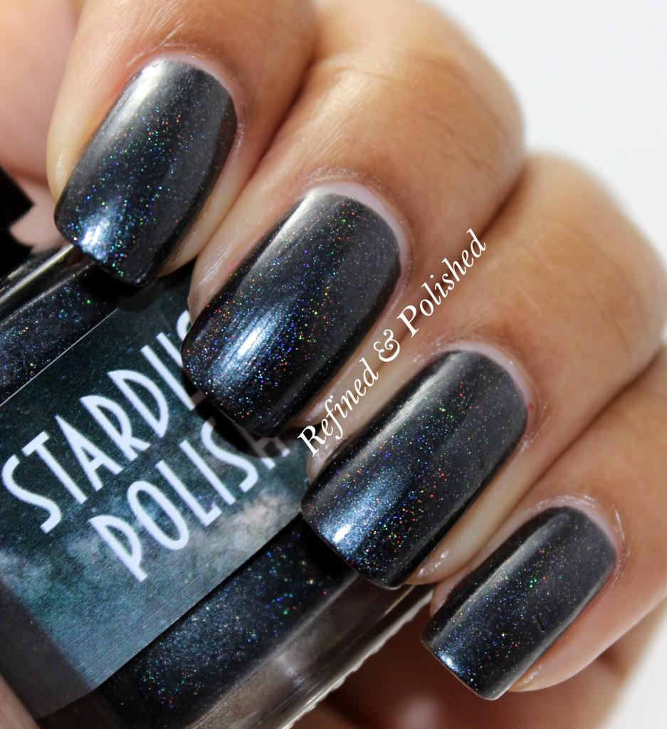 Stardust Polish Black Hole