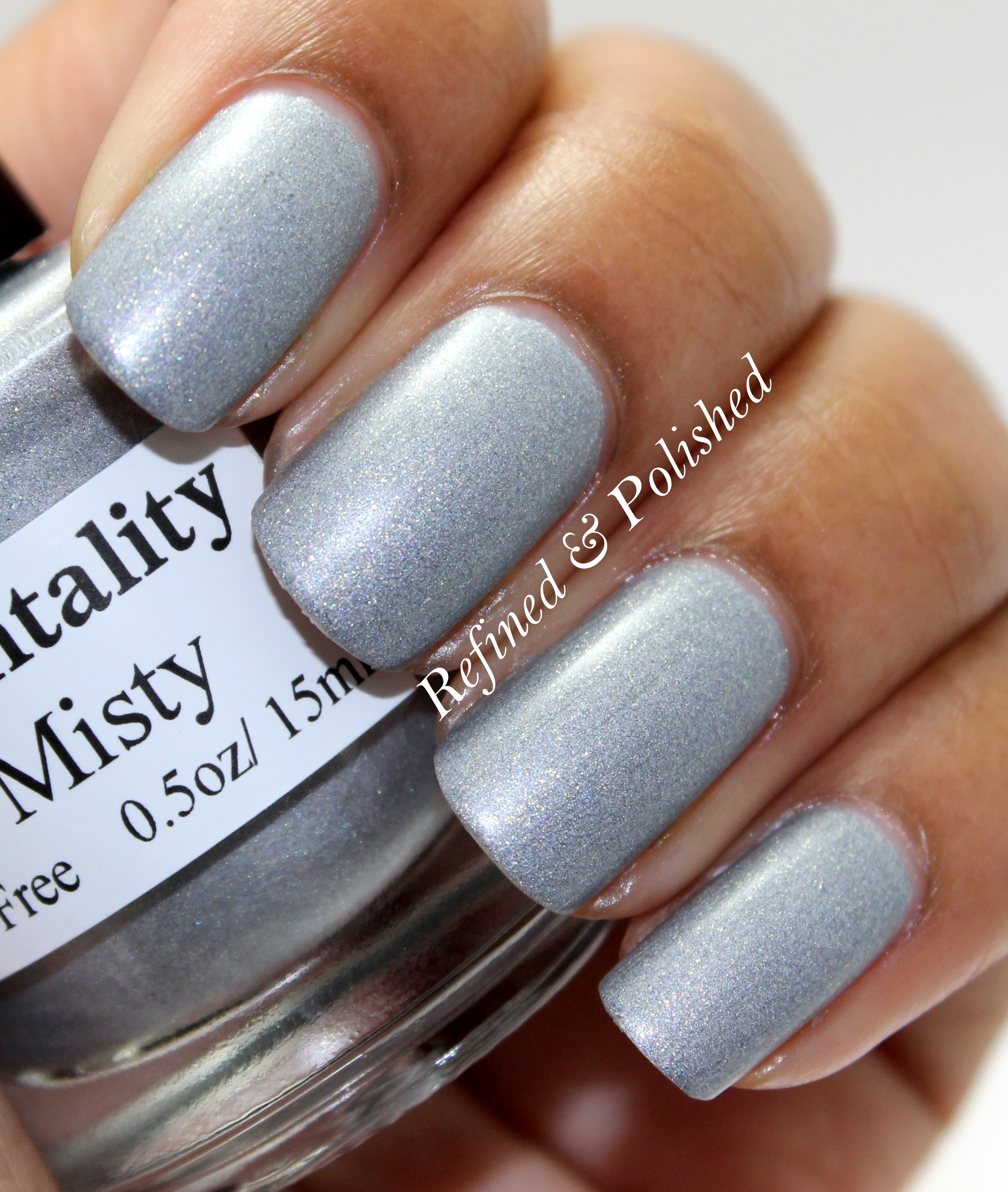 Mentality Grayscale Mattes Collection - Refined and Polished
