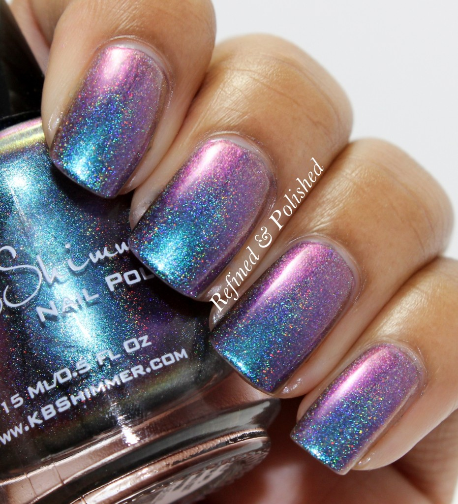 KBShimmer Rollin with the Chromies