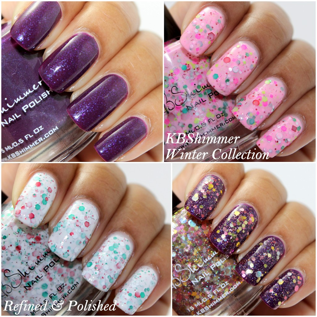 KBShimmer Winter Collection