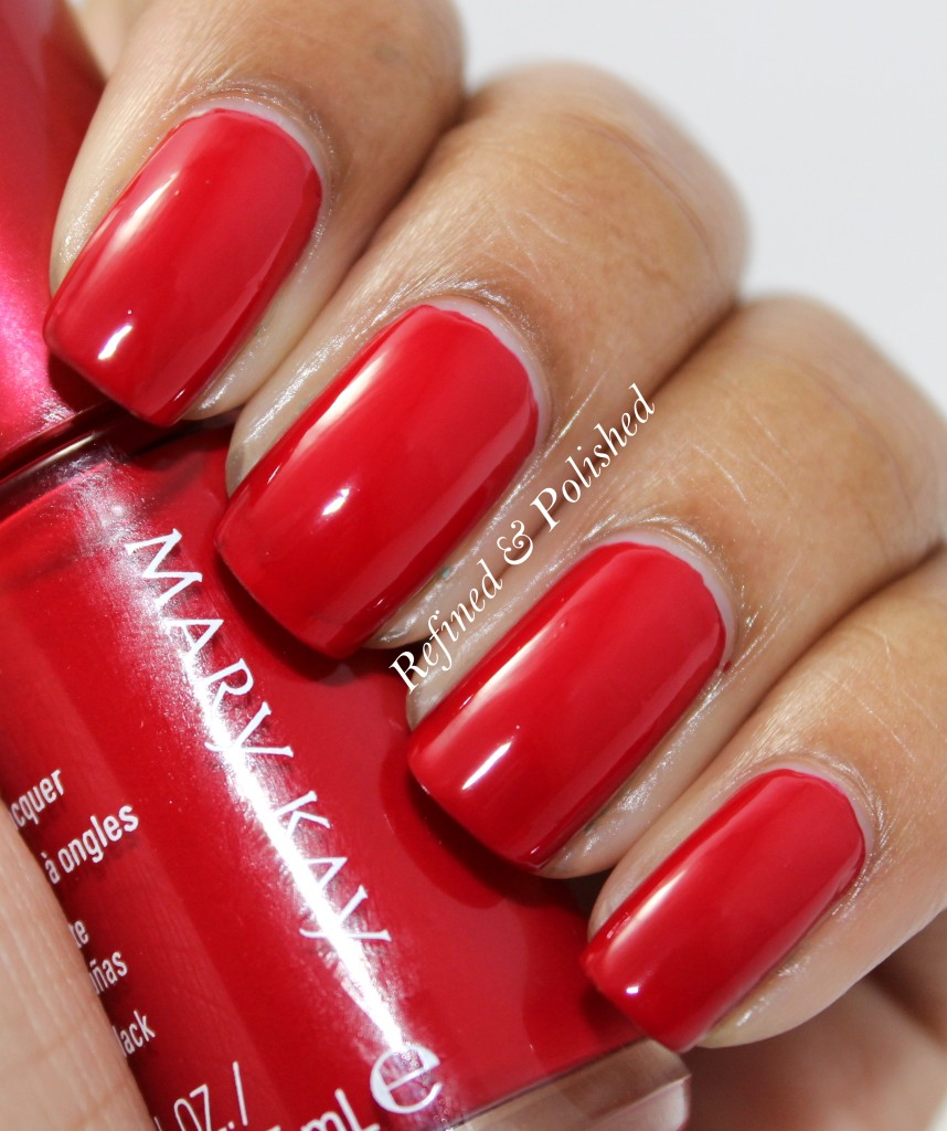 Mary Kay Radiant Red