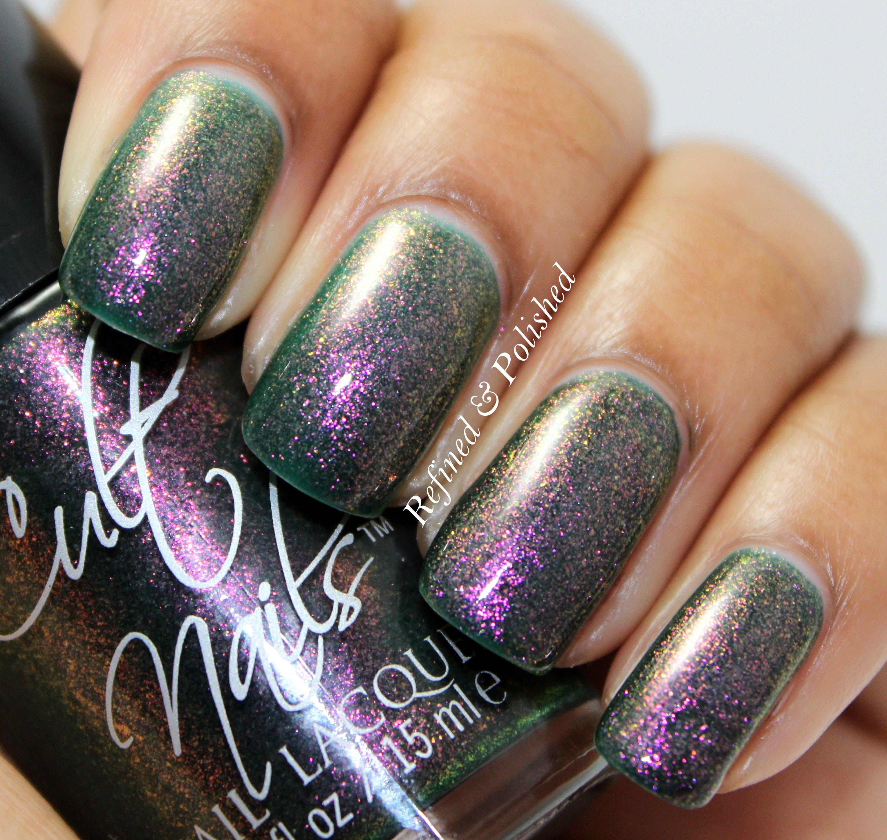 Cult Nails Masquerade Refined And Polished