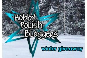 Hobby Polish Bloggers Winter Giveaway