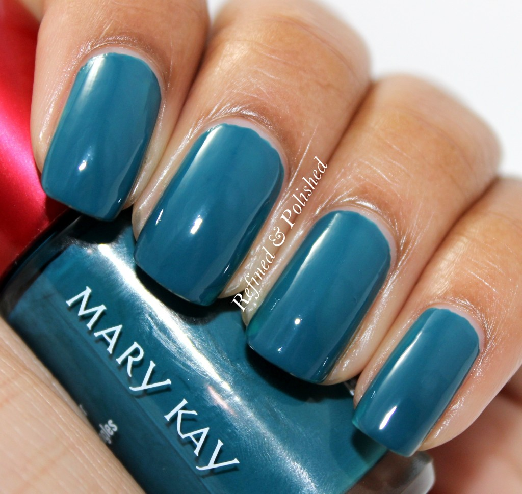Mary Kay Tempting Teal