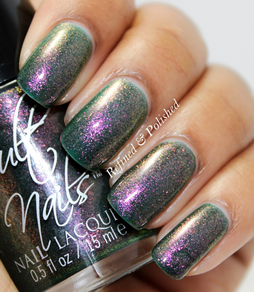 Cult Nails Masquerade