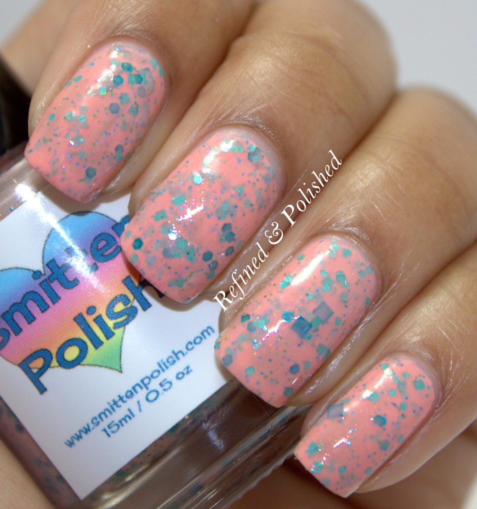 Smitten Polish Watch Out For That Reef