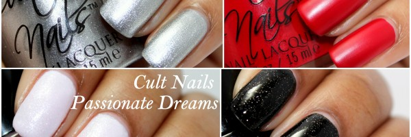 Cult Nails Passionate Dreams