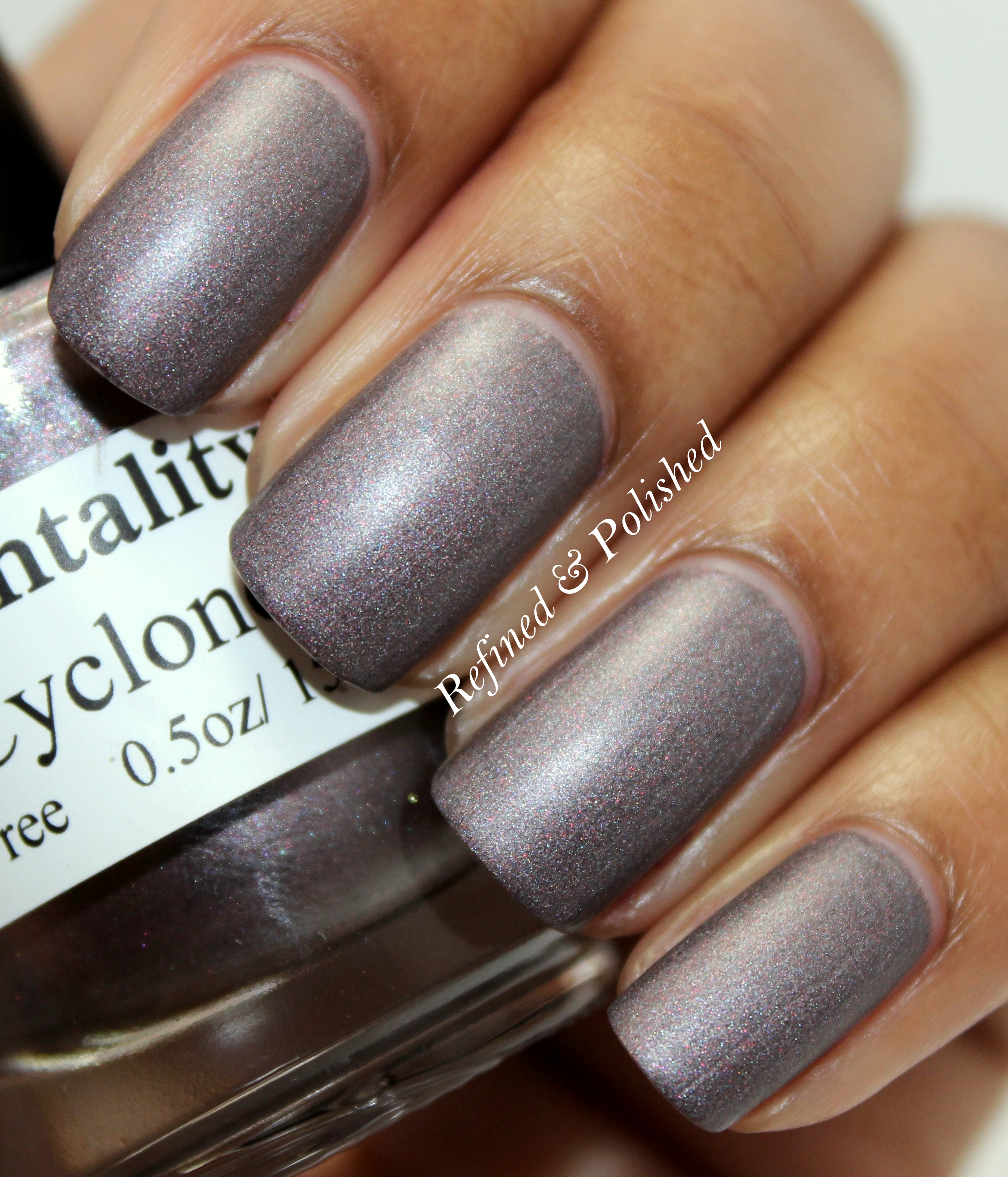 Mentality Greyscale Mattes - Refined and Polished