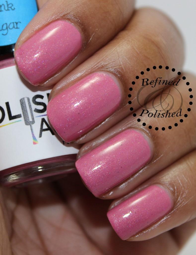 Polish Addict Pink Sugar