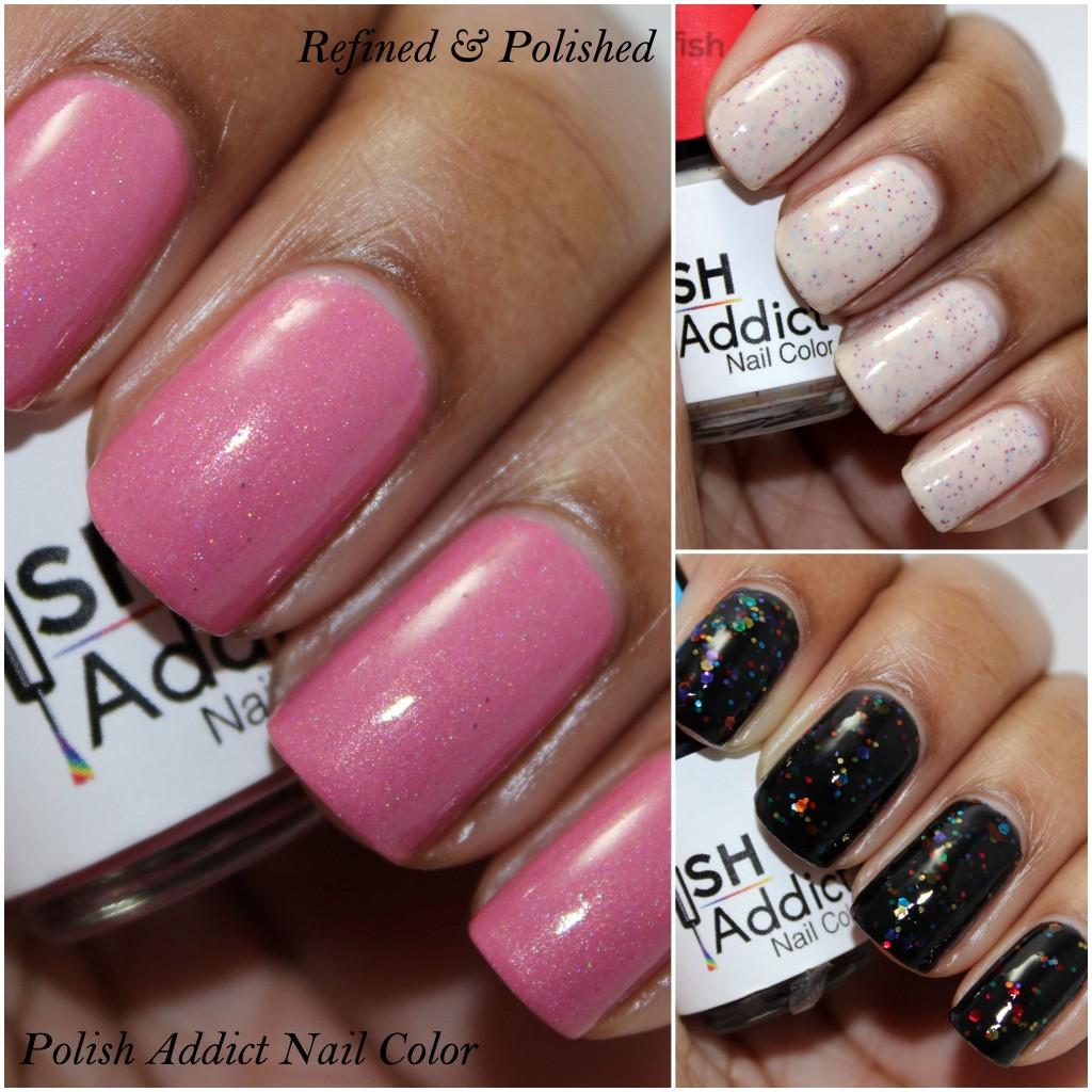 Polish Addict Nail Color