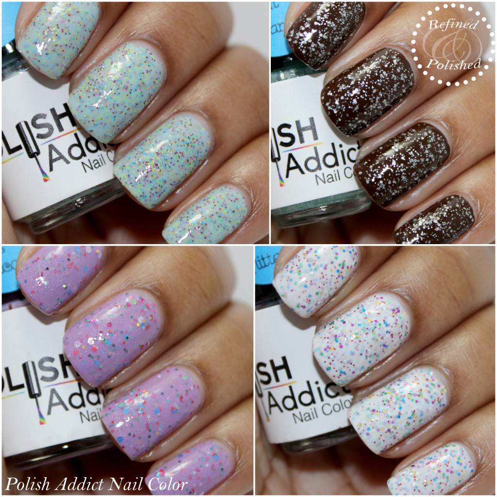 Polish Addict Nail Color