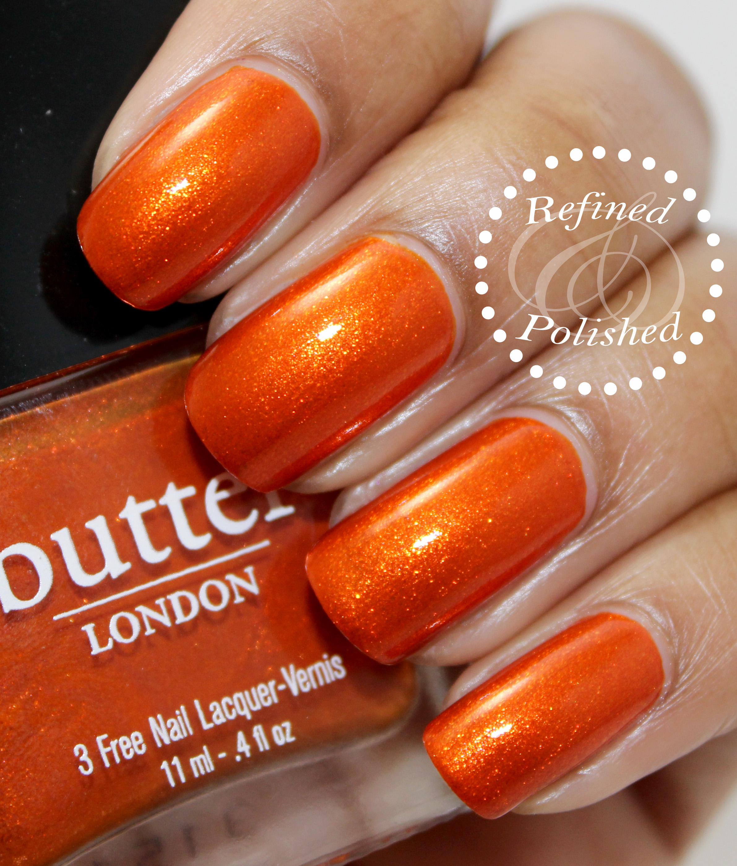 Butter London Sunbaker - Refined and Polished