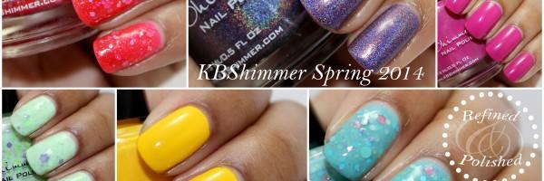 KBShimmer Spring 2014