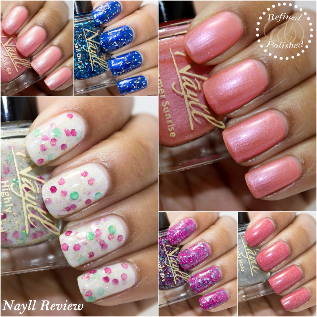 Nayll-Polishes