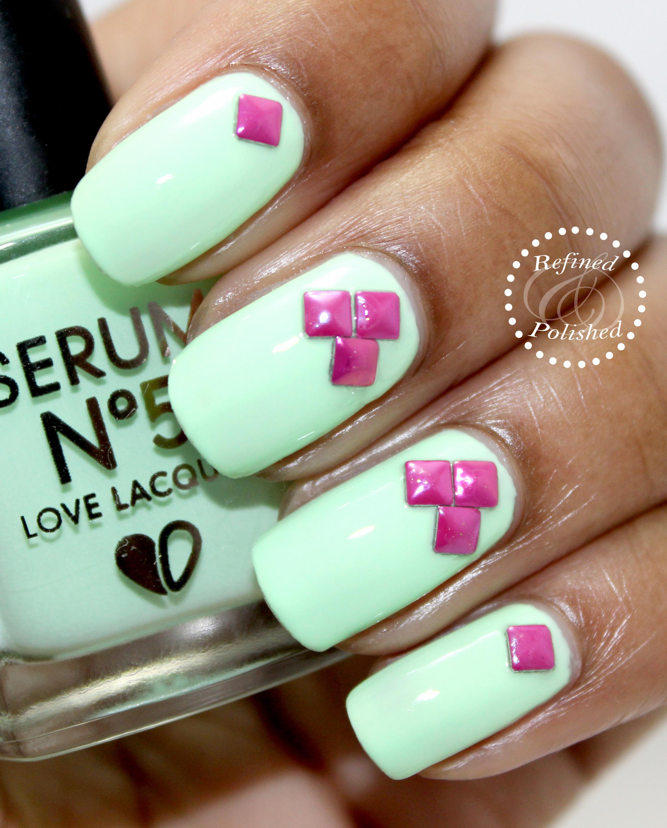 Serum No.5 Nail Art Accessories